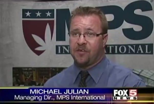 Michael Julian - MPS Interviewed for Fox 5