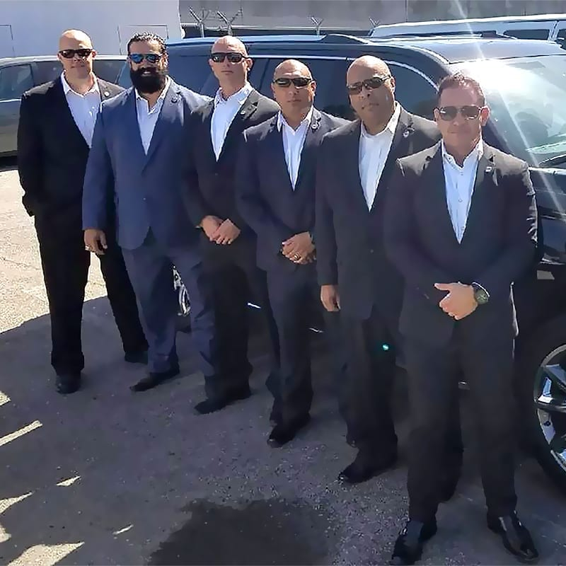 Executive Protection - MPS Security