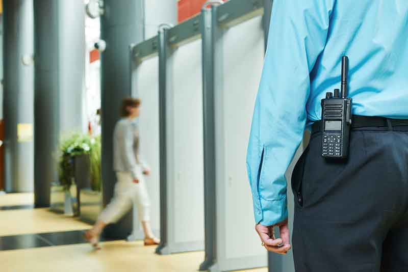 Uniformed Security Orange County - MPS Security