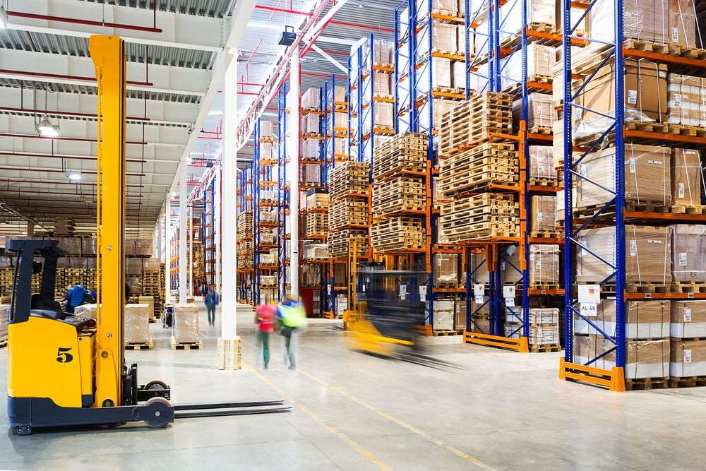 Protect Your Supply Chain Warehouse Security Measures Mps Security