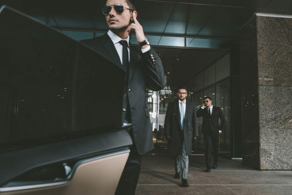 Armed Bodyguard for Hire Los Angeles