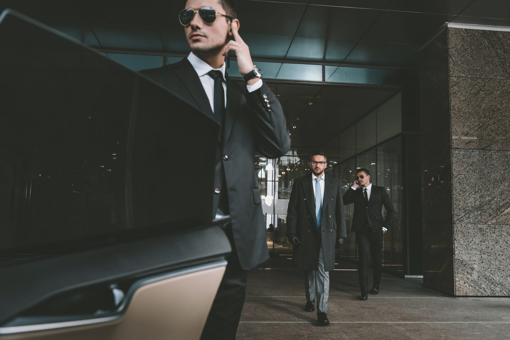 Executive Protection Services For Hire in San Jose, CA