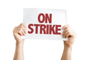 Healthcare Employee Strike and Labor Disputes